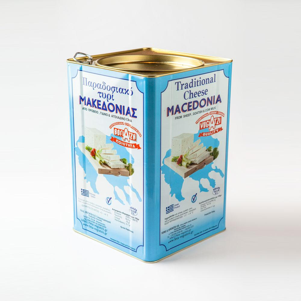 Παραδοσιακό Τυρί 15kg