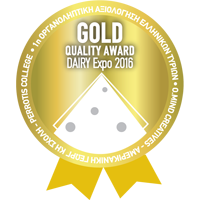 Gold Quality Award - Dairy Expo 2016